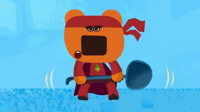Ми-ми-мишки - Жемчужина севера - новая серия 44 - мультики детям