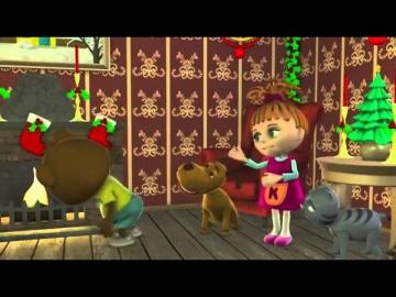 Английский для Детей Том и Кери мультфильм 26