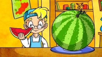 Почему арбуз называют ягодой? - Профессор Почемушкин