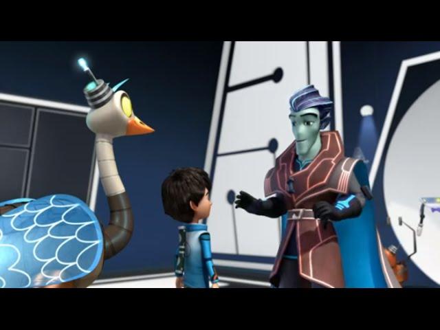 Майлз с другой планеты - Космический торговец/ Квантовый кубок (Сезон 1 Серия 26) l Disney
