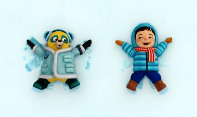 Спецагент ОСО - Ангелы в снегу / Снегопад - Серия 37, Сезон 2