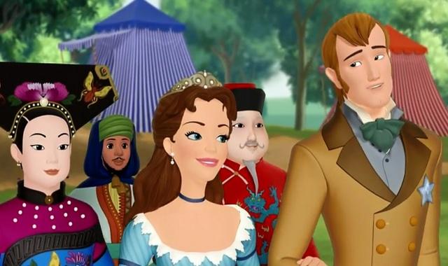 София Прекрасная - Пикник трех королевств - Серия 9, Сезон 1 | Мультфильм Disney про принцесс