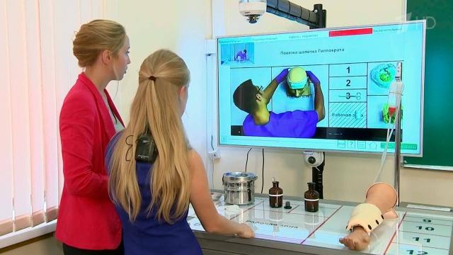 Самые современные школы, в которых хочется учить и учиться, открываются в российских регионах.