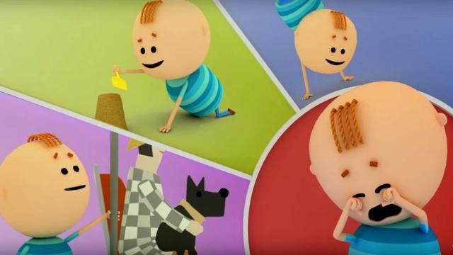 Аркадий Паровозов спешит на помощь. Хочу игрушку! (Серия 98) Поучительные мультики для детей.