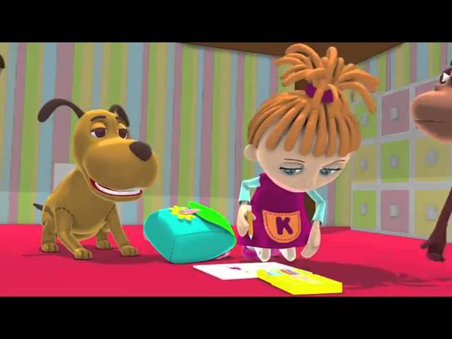 Английский для Детей Том и Кери Who's that Мультфильм 17