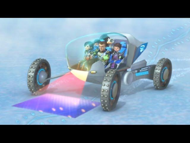 Майлз с другой планеты - Мир динозавров/ Команда экзо-флекс (Сезон 1 Серия 24)| Disney