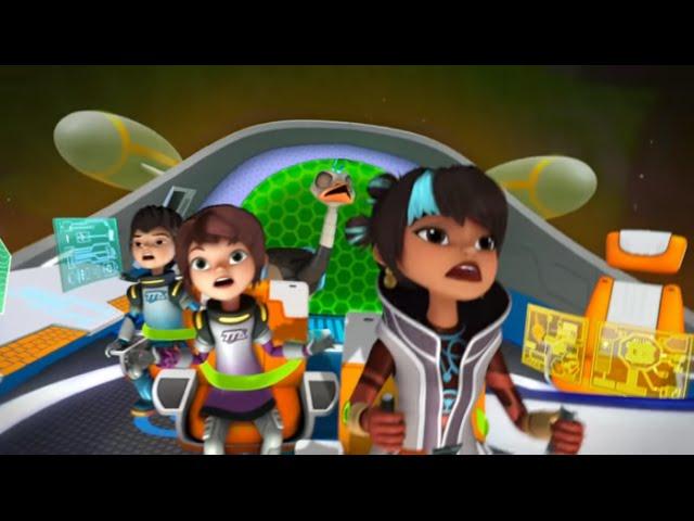 Майлз с другой планеты - Спасение Плутона/ Захват солнечного экспресса (Сезон 1 Серия 25) l Disney