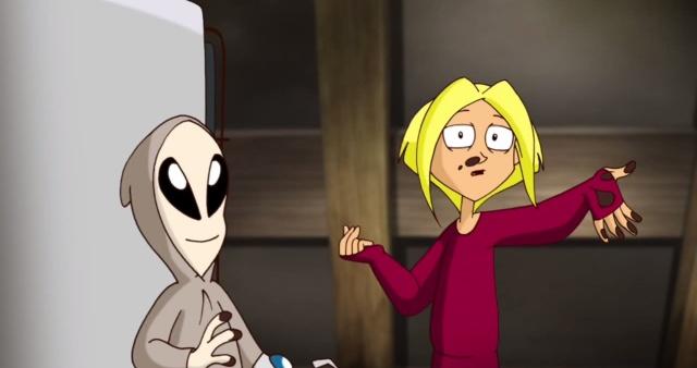 Новаторы - Операция «Чистые Руки» (1 сезон 3 серия) Познавательный мультфильм