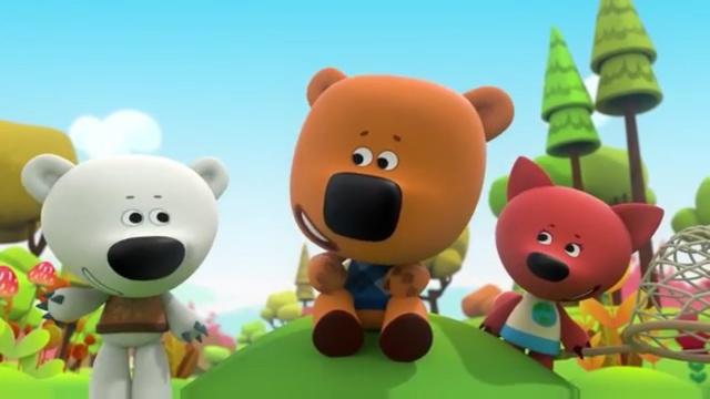 Ми-ми-мишки - Лучшее место в мире - Познавательные мультики для детей - Серия 22