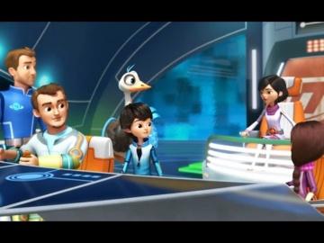 Майлз с другой планеты - Неожиданный союзник/ Седьмое небо (Сезон 1 Серия 22) | Disney