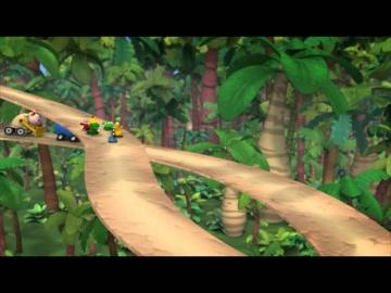 Перекрёсток в джунглях - Оплошность Зутер/ Суета вокруг Жабача - Серия 45, Сезон 2