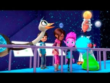 Майлз с другой планеты - Приключения на Нептуне/ Глаза в Глаза (Сезон 1 Серия 14)   Disney