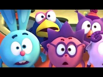 Пин-код - Стражи порядка (Смешарики - познавательные мультики для детей и взрослых) HD