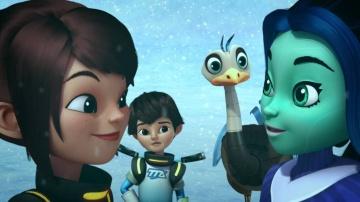 Майлз с другой планеты - Исследовательская экспедиция/ Снежный шар (Сезон 1 Серия 29) | Disney