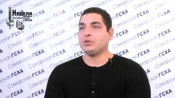 "Рамиль Хабибуллин, инженер ООО ""Орловка-АИЦ"""